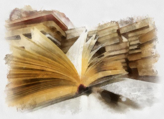 книги и конспект