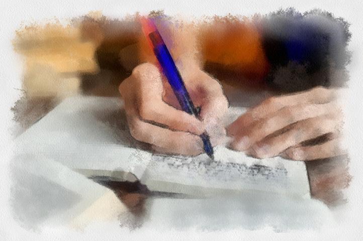 конспект пишите ручкой