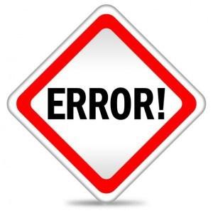 error_sign