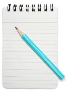 isolated-blue-notepad