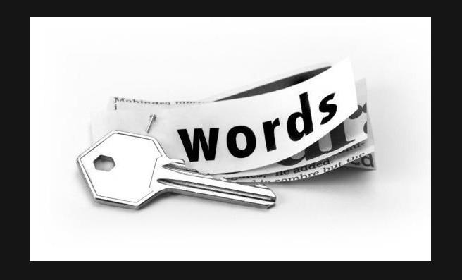 Ключи важны в блоггинге
