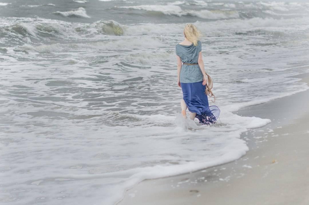 Море для вдохновения и новых идей