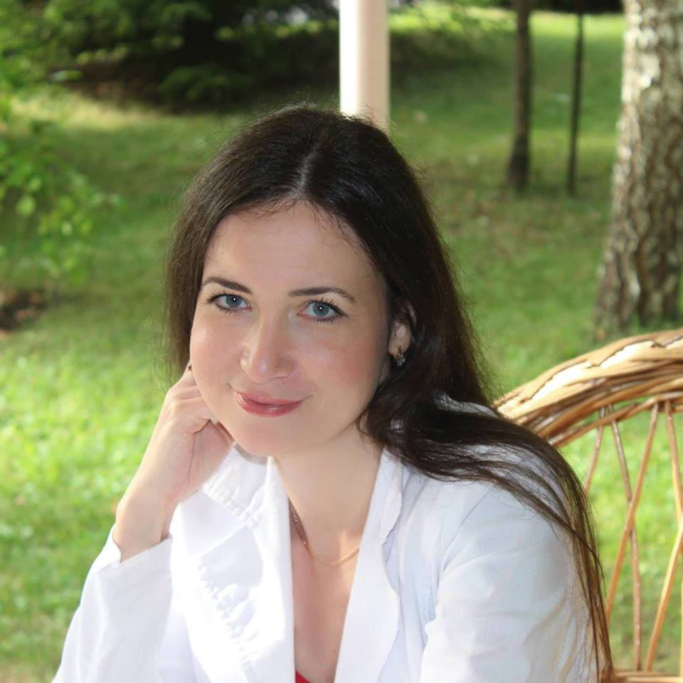 Алина Самульская Холина