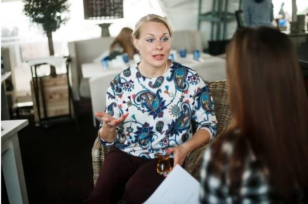 Интервью с Екатериной Иноземцевой