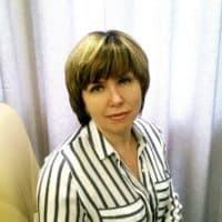 Елена Соколенко новая