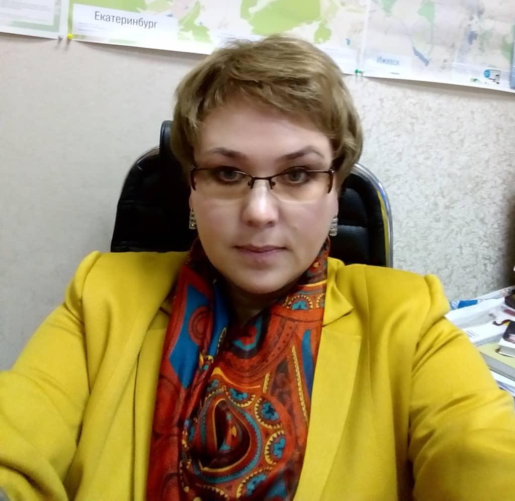 Ольга Решетова