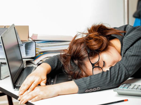 усталость на работе картинки